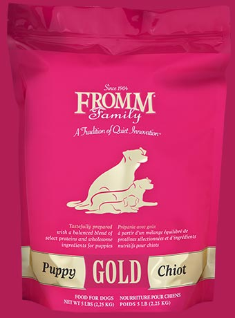Fromm Gold Puppy Formula Dry Dog Food