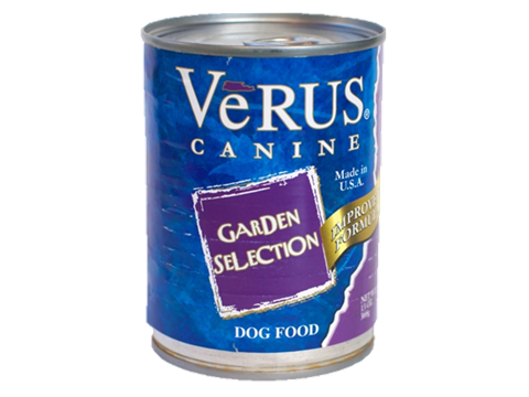 Verus Garden Select Formula Can Dog Food