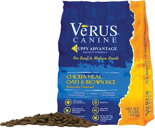 Verus Puppy Advantage Dry Dog Food