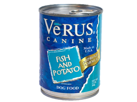 Verus Fish And Potato Formula Wet Dog Food