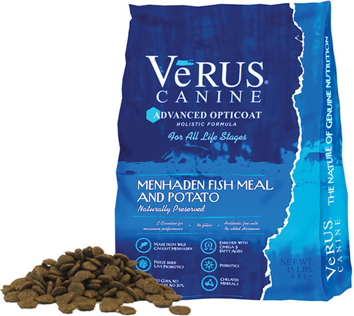 Verus Advanced Opticoat Dry Dog Food