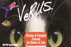 Verus New Zealand Chicken And Pumpkin Formula Wet Cat Food