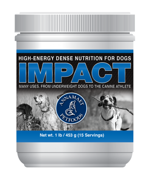 Annamaet Impact High-Engery Dense Nutrition for Dogs