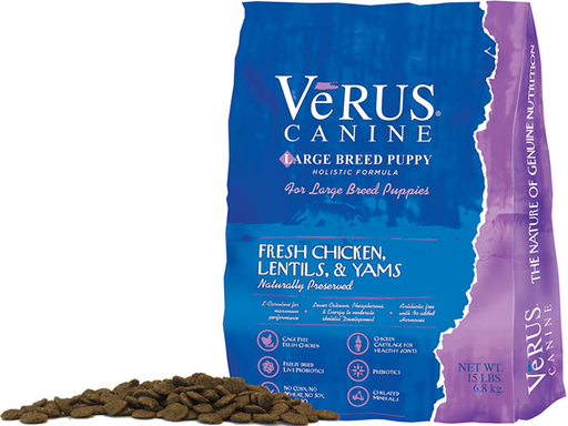 Verus Large Breed Puppy Dry Dog Food