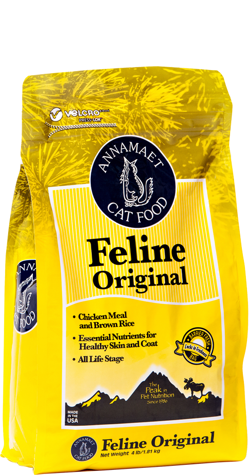 Annamaet Original Cat Food