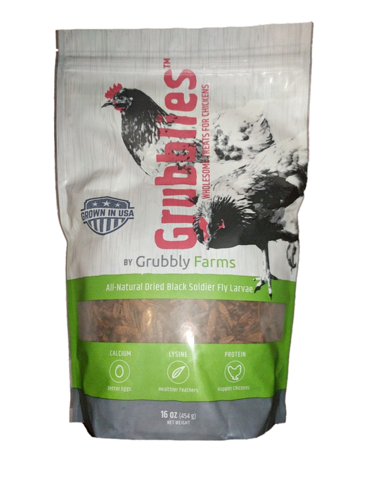 Grubblies Chicken Treats
