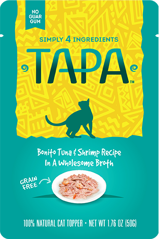 TAPA Bonito Tuna & Shrimp Recipe - Pack of 8