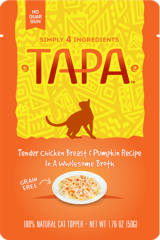 TAPA Tender Chicken Breast & Pumpkin Recipe - Pack of 8