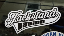 Jackstand Nation Decal