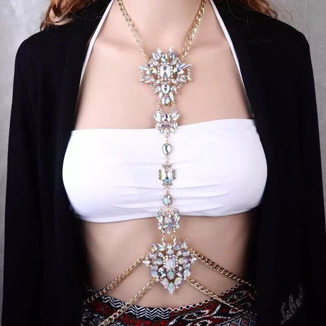Body Chain Jewellery