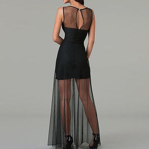 Sexy Glamorous Cocktail Evening Dress
