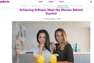 Achieving Gr8ness: Meet the Women Behind Yourlixir