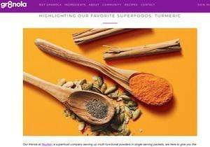 gr8nola:Highlighting Our Favorite Superfoods: Turmeric