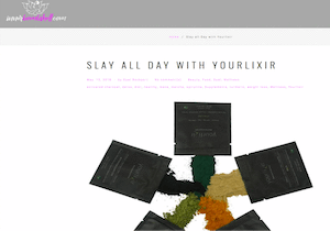 Innerbombshell: Slay All Day with Yourlixir