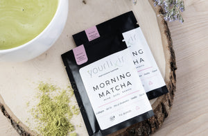 The Perfect Collagen Matcha Latte