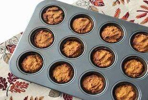 Neda's Superfood Pumpkin Muffins