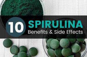Dr.Axe • Spirulina Benefits:10+ Proven Reasons to Use This Superfood
