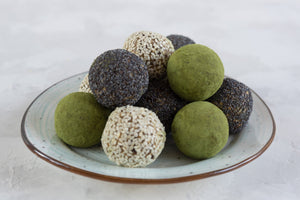 Matcha Collagen Beauty Balls