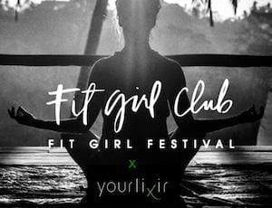 Fit Girl Festival in Malibu