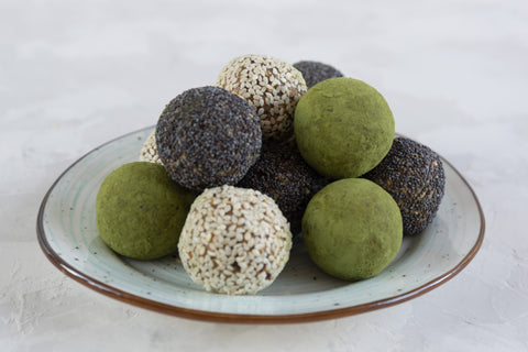 Yourlixir Matcha Beauty Balls