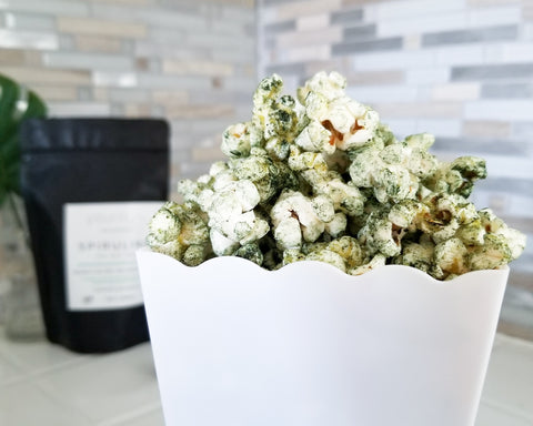 Yourlixir Superfood Popcorn Recipe