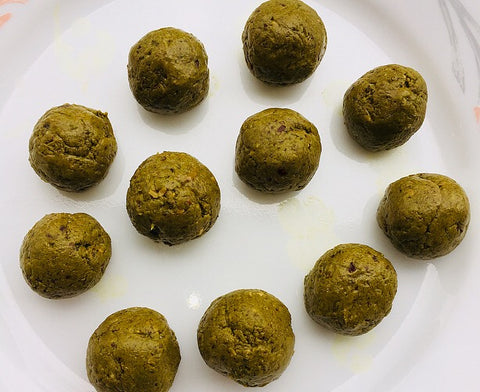 yourlixir superfoods matcha coconut bites