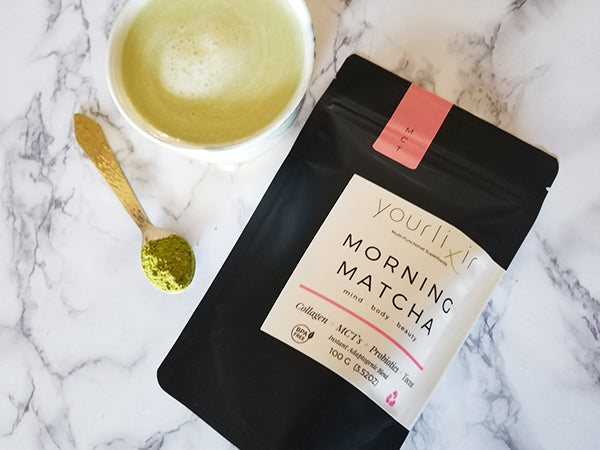 Morning Matcha - Adaptogenic Blend