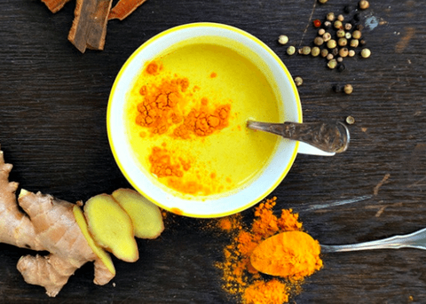 yourlixir turmeric golden latte superfood