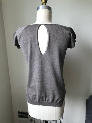 Cap Sleeve top - Sample sale - Pico Vela