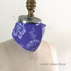 Washable Cotton Masks - Pico Vela