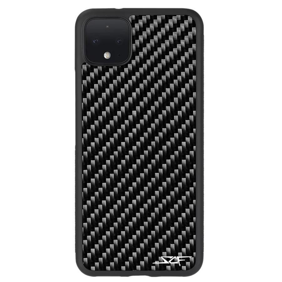 Google Pixel 4 Real Carbon Fiber Phone Case