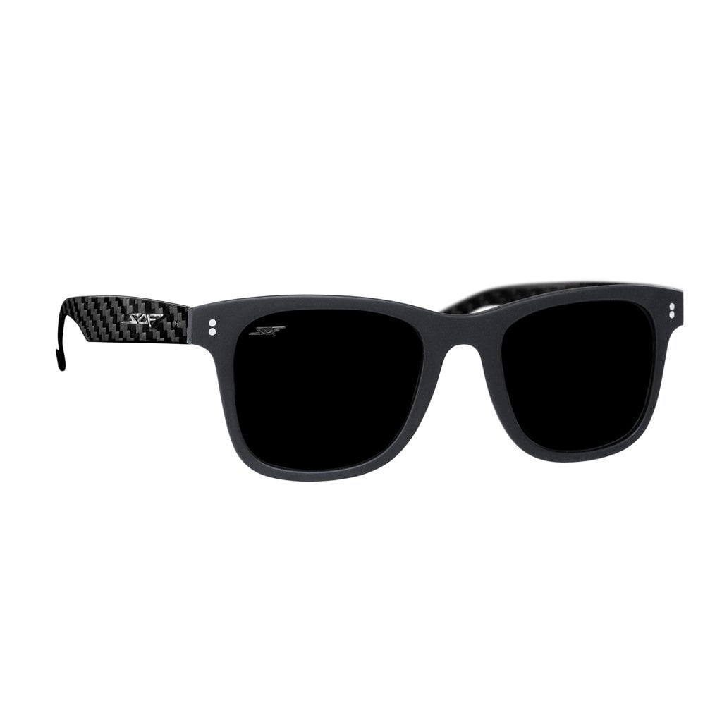 ●CLASSIC● Real Carbon Fiber Sunglasses (Polarized Lens | Acetate