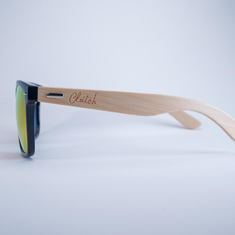 Clutch Fire Sunglasses (Ghost)