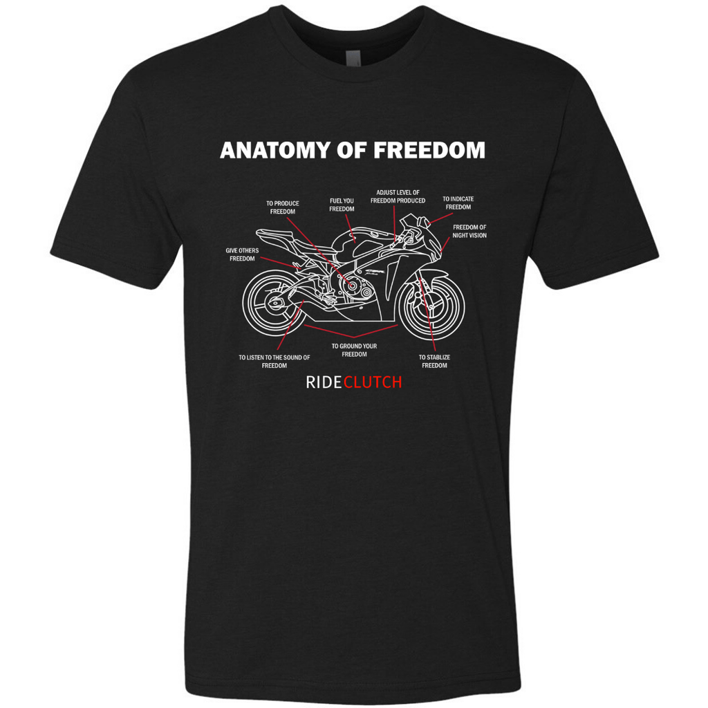 Men's Clutch Freedom Tee