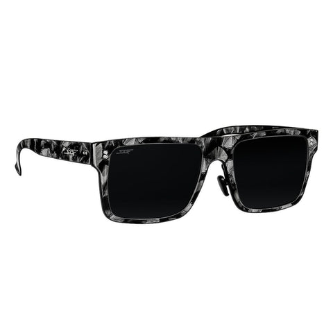 ●SPORT● Forged Carbon Fiber Sunglasses (Polarized Lens | Fully Carbon Fiber)