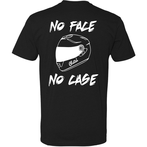 Men's No Face No Case Tee (Front/Back)