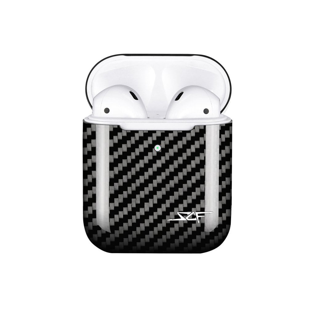 Apple AirPods Real Carbon Fiber Case (Wireless Charging Model)