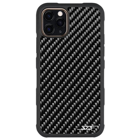 iPhone 11 Pro Max Real Carbon Fiber Case | ARMOR Series