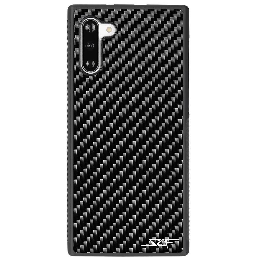 Galaxy Samsung Note 10 Carbon Fiber Phone Case