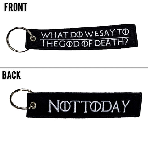 God Of Death Keychain