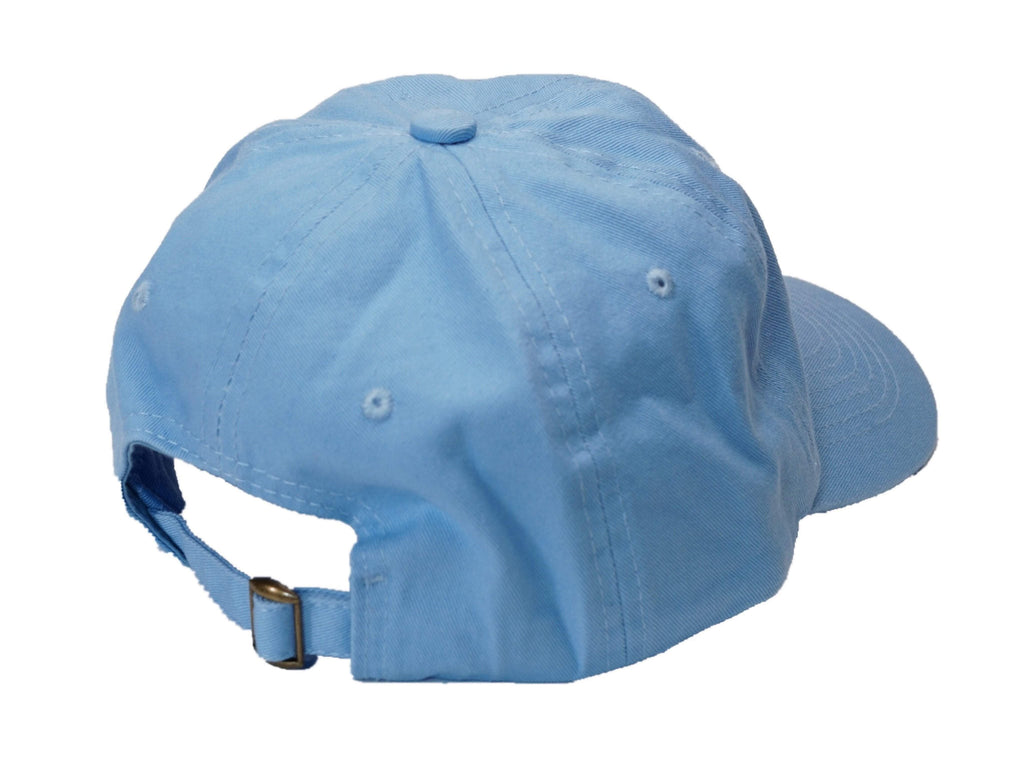 Clutch Baby Blue Dad Hat