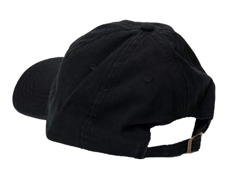 Clutch Black Dad Hat