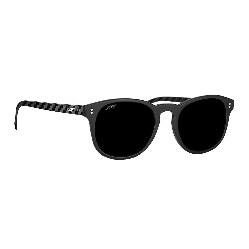 ●THUNDER● Real Carbon Fiber Sunglasses (Polarized Lens | Acetate