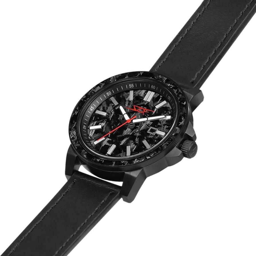● MONZA● APOLLO Series Forged Carbon Fiber Watch