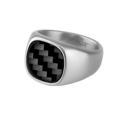 ●THE DON ●Real Carbon Fiber Ring [CHOOSE SIZE FIRST]