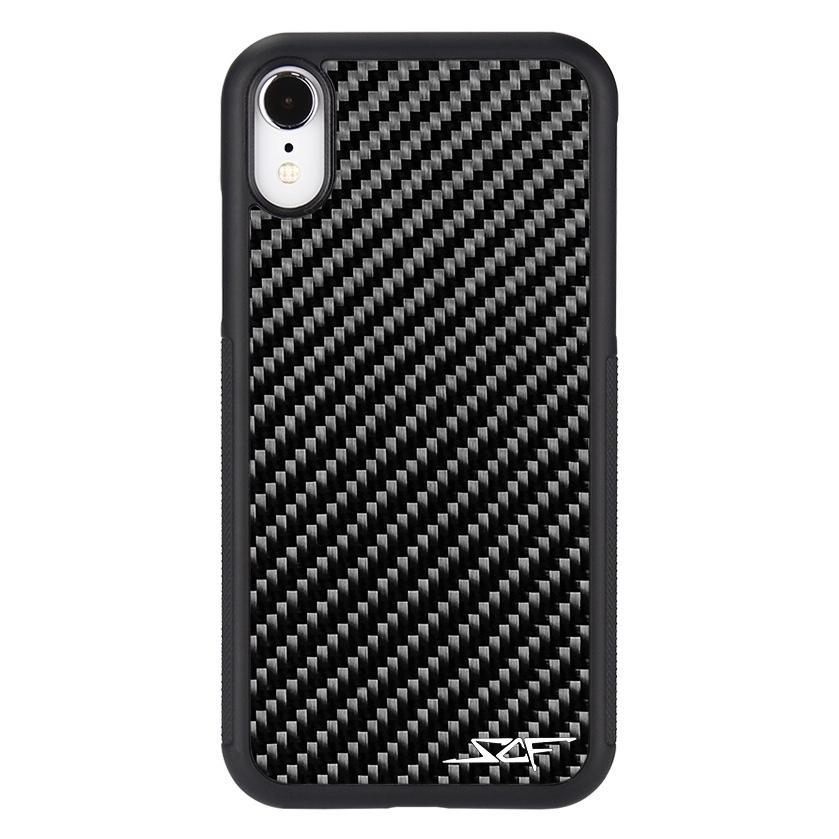 iPhone XR Real Carbon Fiber Case