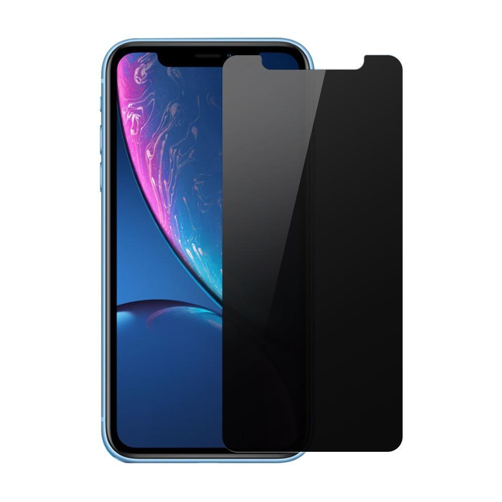 (iPhone XR) Shatterproof Screen Guard (Privacy Edition)