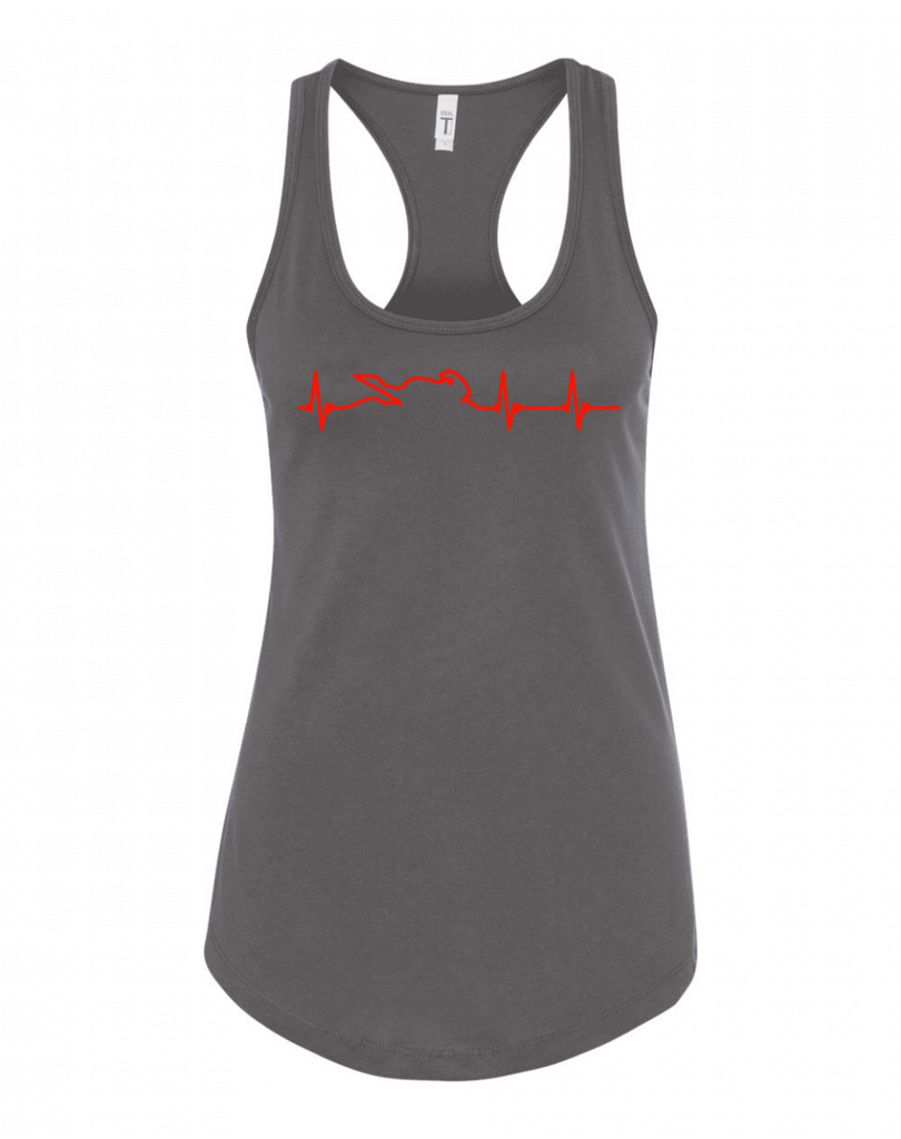 Women's Heartbeat Tank