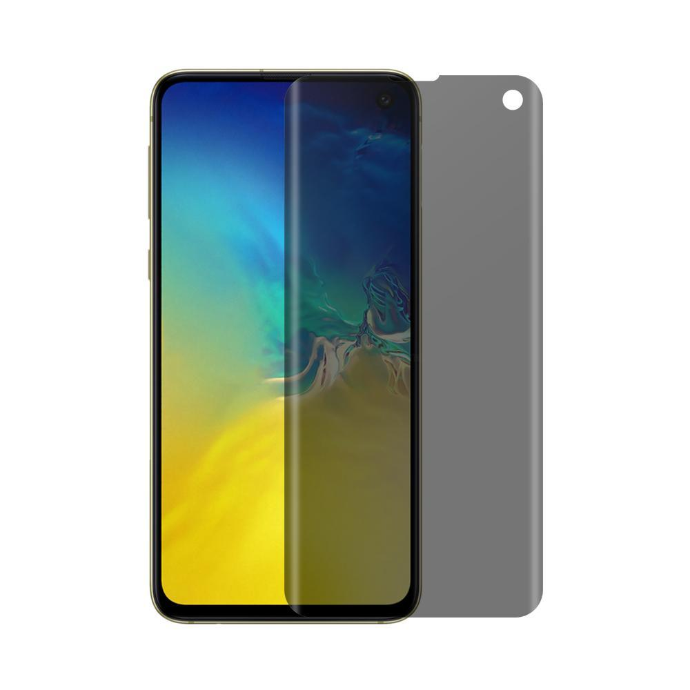 (S10e) Shatterproof 3D Curve Screen Guard (Privacy Edition)