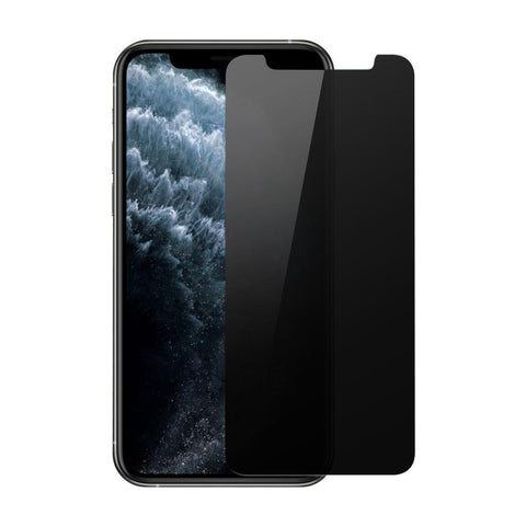 (iPhone 11 Pro Max) Shatterproof Screen Guard (Privacy Edition)